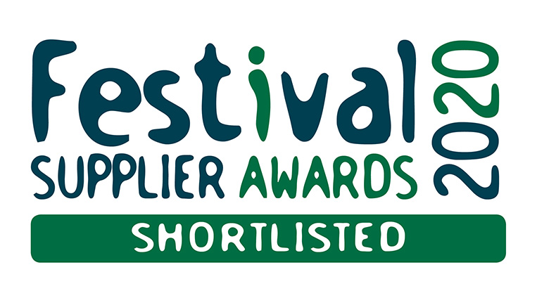 TPA Temporary Roadways shortlisted for Festival Supplier Awards 2020