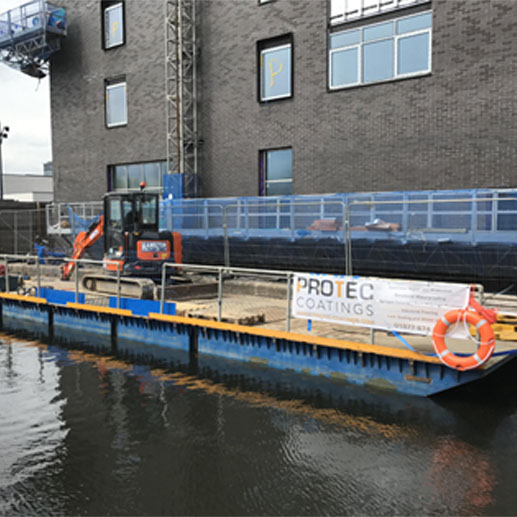 TPA NATO Modular Steel Pontoon Introduction